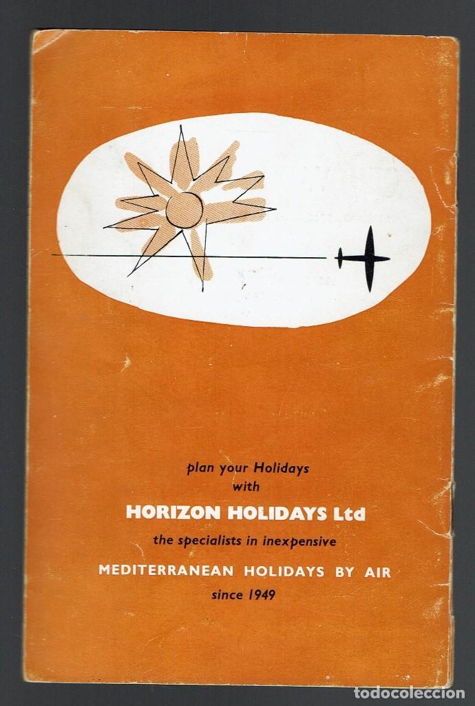 Libros de segunda mano: MINORCA. AÑO 1957. (MENORCA.2.4) - Foto 2 - 168186992