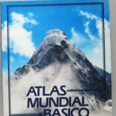 Libros de segunda mano: ATLAS MUNDIAL BASICO - PLANETA AGOSTINI. Lote 168285428