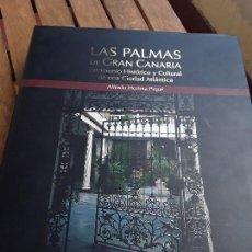 Libros de segunda mano: LAS PALMAS DE GRAN CANARIA. 3,5 K. ALFREDO HERRERA PIQUÉ. EXCELENTE ESTADO.. Lote 225513880