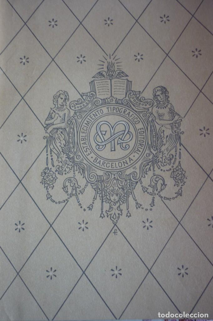 Libros de segunda mano: COSTUMBRES DEL UNIVERSO. COMPLETA. DOS TOMOS. MONTANER Y SIMON S.A. - Foto 4 - 168373036