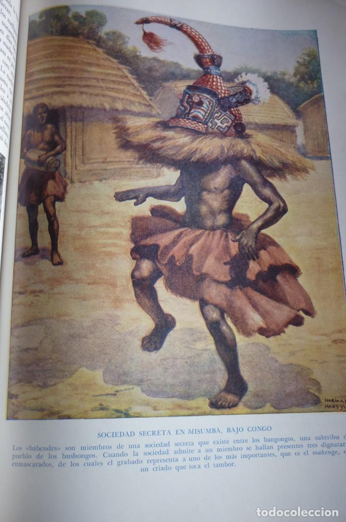 Libros de segunda mano: COSTUMBRES DEL UNIVERSO. COMPLETA. DOS TOMOS. MONTANER Y SIMON S.A. - Foto 5 - 168373036