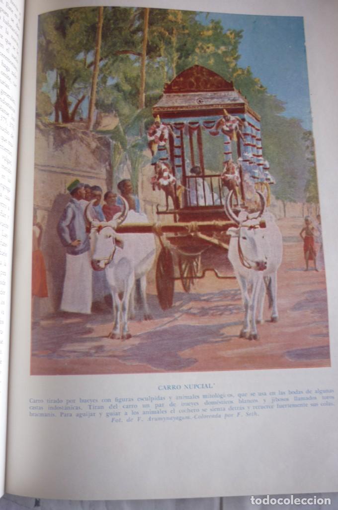 Libros de segunda mano: COSTUMBRES DEL UNIVERSO. COMPLETA. DOS TOMOS. MONTANER Y SIMON S.A. - Foto 13 - 168373036