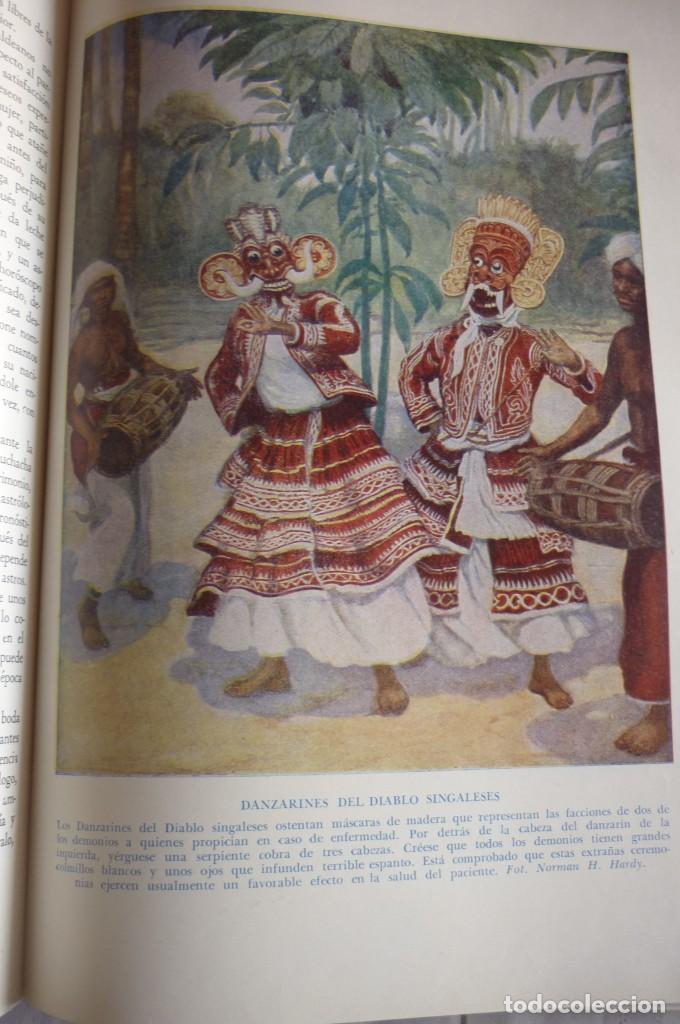 Libros de segunda mano: COSTUMBRES DEL UNIVERSO. COMPLETA. DOS TOMOS. MONTANER Y SIMON S.A. - Foto 14 - 168373036