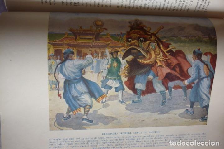 Libros de segunda mano: COSTUMBRES DEL UNIVERSO. COMPLETA. DOS TOMOS. MONTANER Y SIMON S.A. - Foto 16 - 168373036