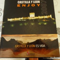 Libros de segunda mano: CASTILLA Y LEON ENJOY 2007. Lote 168482092