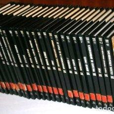 Libros de segunda mano: LOTE BIBLIOTECA IBEROAMERICANA 25T POR VARIOS AUTORES DE EDITORIAL ANAYA EN MADRID 1988. Lote 168590772