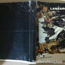 Libros de segunda mano: AGUSTIN DE LA HOZ. LANZAROTE. 1962. Lote 47005189