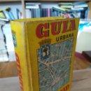Libros de segunda mano: GUÍA URBANA DE MADRID. Lote 168798296
