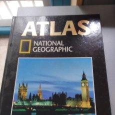 Libros de segunda mano: ATLAS NATIONAL GEOGRAPHIC EUROPA 1. Lote 168946873