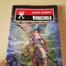 Libros de segunda mano: GUIAS OCEANO. VENEZUELA. Lote 169054696