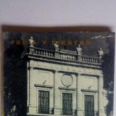 Libros de segunda mano: GANDIA LIBRO FERIA Y FIESTAS. AÑO 1965. MUCHA PUBLICIDAD. Lote 169302224