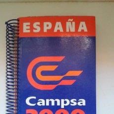 Libros de segunda mano: GUÍA CAMPSA 2000. Lote 169577900
