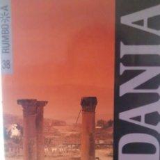Libros de segunda mano: JORDANIA DE ENRIC BALASCH Y YOLANDA RUIZ (LAERTES). Lote 169920744