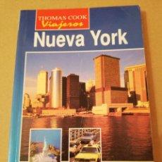 Libros de segunda mano: NUEVA YORK (THOMAS COOK VIAJEROS) GRANICA. Lote 170230464