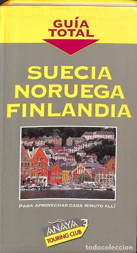 SUECIA, NORUEGA Y FINLANDIA (Libros de Segunda Mano - Geografía y Viajes)