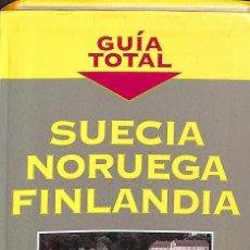 Libros de segunda mano: SUECIA, NORUEGA Y FINLANDIA. Lote 170263746