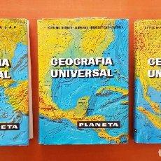 Libros de segunda mano: GEOGRAFÍA UNIVERSAL LAROUSSE. Lote 170276552