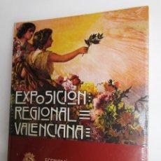 Libros de segunda mano: PRECINTADO! LIBRO EXPOSICION REGIONAL VALENCIANA ECONOMIA EMPRESA SOCIEDAD . Lote 170876640