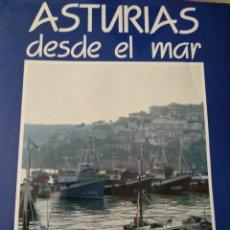 Livres d'occasion: ASTURIAS DESDE EL MAR. CAJA DE AHORROS DE ASTURIAS. PRIMERA EDICIÓN 1996. AYALGA EDICIONES. CARTONÉ. Lote 171039363