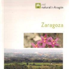 Libros de segunda mano: RED NATURAL DE ARAGON. EDITORIAL PRAMES 2006 - ZARAGOZA - TOMO 10 Y MAPA.. Lote 171181515