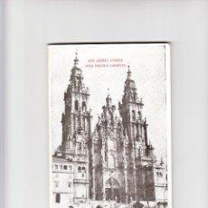 Libros de segunda mano: GUIA DE LA CATEDRAL DE SANTIAGO DE COMPOSTELA 1981. Lote 171309518