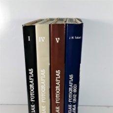 Libros de segunda mano: ARGAZKIAK. 4 EJEMPLARES. EDICIONES KUTXA. GUIPÚZCOA. 1986/1992.. Lote 171328885