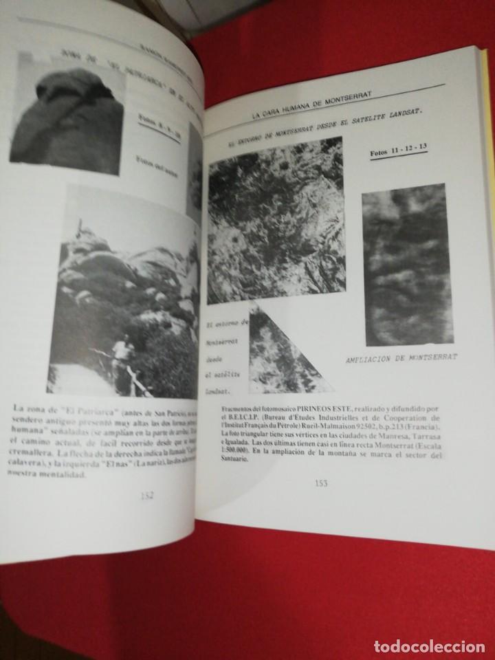 Libros de segunda mano: Ramón Ramonet Riu, la cara humana de Montserrat - Foto 3 - 171371058