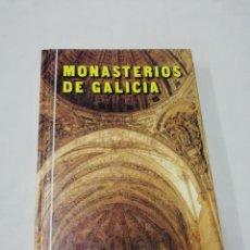 Libros de segunda mano: MONASTERIOS DE GALICIA - ES UNA GUÍA EVEREST 1996 - HIPÓLITO DE SA BRAVO. Lote 171919727
