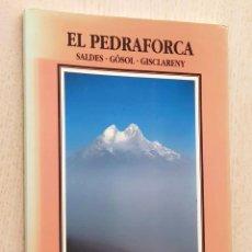 Libros de segunda mano: EL PEDRAFORCA. SALDES - GÓSOL - GISCLARENY - VINYETA, RAMÓN. Lote 171979637