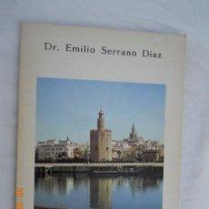 Libros de segunda mano: CASTILLOS DE ANDALUCIA II DR EMILIO SERRANO DIAZ 1967 ED REVISTA GEOGRAFICA ESPAÑOLA . Lote 171998532
