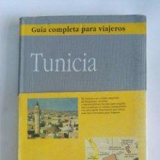 Libros de segunda mano: TUNICIA GUIA COMPLETA PARA VIAJEROS ANAYA. Lote 172299934