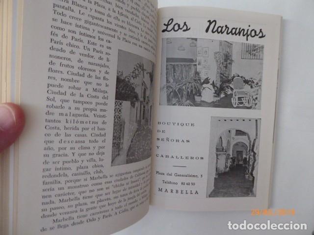 Libros de segunda mano: guia turistica de la costa del sol malaga, en español e ingles, - Foto 2 - 172613233