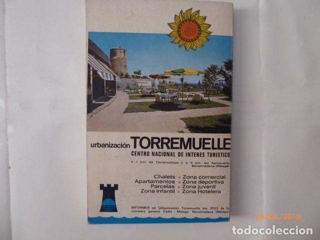 Libros de segunda mano: guia turistica de la costa del sol malaga, en español e ingles, - Foto 3 - 172613233