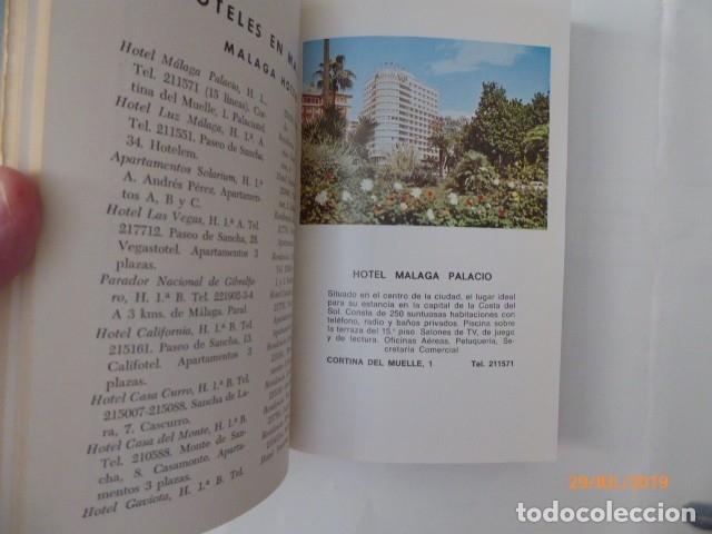 Libros de segunda mano: guia turistica de la costa del sol malaga, en español e ingles, - Foto 4 - 172613233