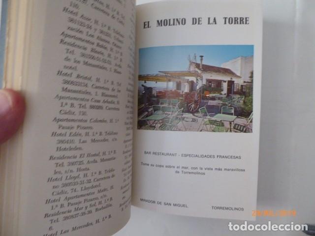 Libros de segunda mano: guia turistica de la costa del sol malaga, en español e ingles, - Foto 5 - 172613233