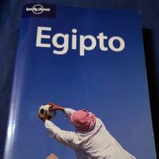 Libros de segunda mano: GUÍA DE VIAJE DE EGIPTO. Lote 172866808