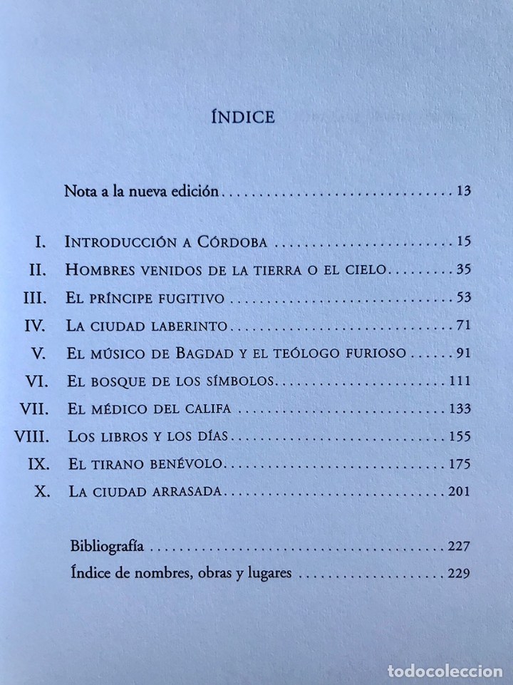 Libros de segunda mano: Córdoba de los Omeyas. Antonio Muñoz Molina. NUEVO - Foto 4 - 173094370