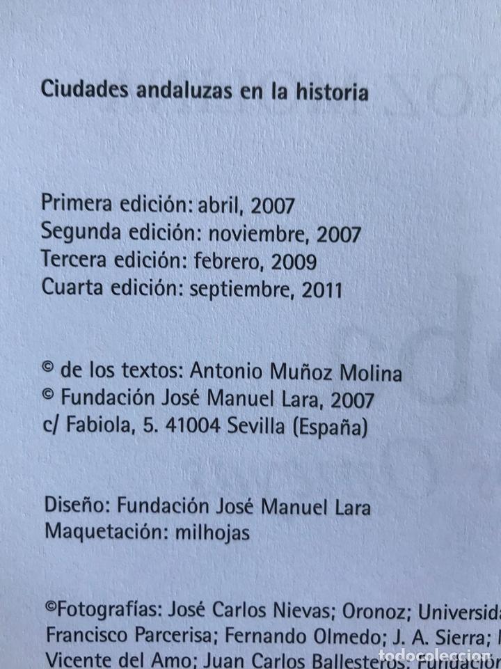 Libros de segunda mano: Córdoba de los Omeyas. Antonio Muñoz Molina. NUEVO - Foto 5 - 173094370