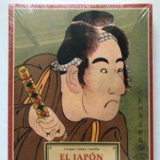 Libros de segunda mano: EL JAPÓN HEROICO Y GALANTE. ENRIQUE GÓMEZ CARRILLO. NUEVO. Lote 173095292