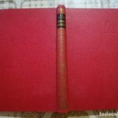 Libros de segunda mano: GRANDES CONQUISTAS. ENCICLOPEDIA DE LA MONTAÑA POR JAMES RAMSEY ULLMAN - 1954. Lote 173146962