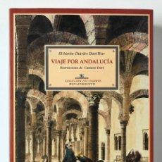 Libros de segunda mano: VIAJE POR ANDALUCÍA. JEAN CHARLES DAVILIER. NUEVO. Lote 173473524