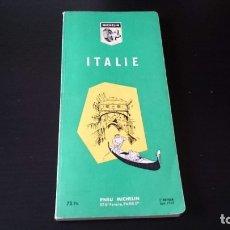 Libros de segunda mano: GUÍA VERDE MICHELÍN ITALIE ITALIA 2 EDICIÓN 1959 - IDIOMA FRANCÉS . Lote 173522002