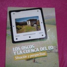 Libros de segunda mano: LOS OSCOS Y LA CUENCA DEL EO LIBRO EN BUEN ESTADO EP2. Lote 173817524