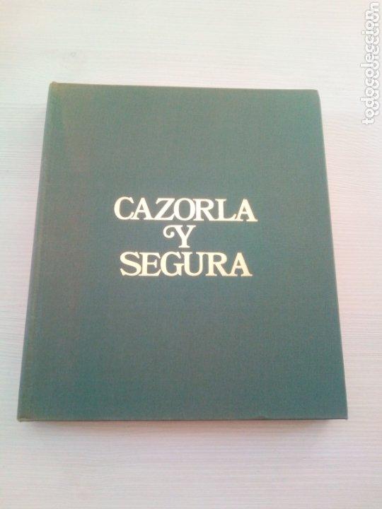 CAZORLA Y SEGURA - PROLOGO FELIX RODRIGUEZ DE LA FUENTE (Libros de Segunda Mano - Geografía y Viajes)