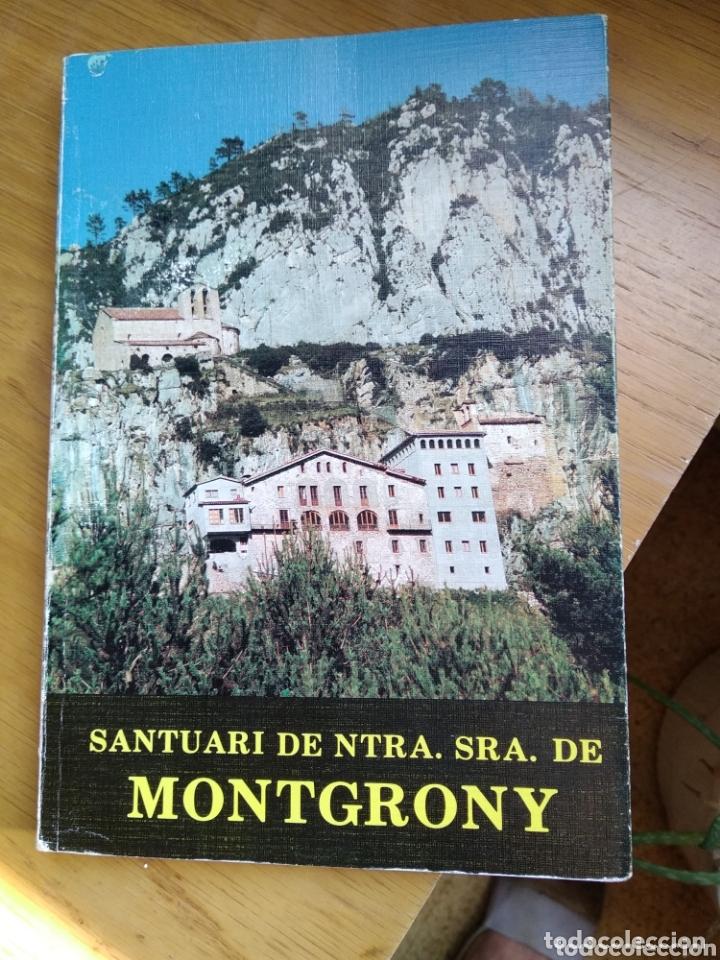 SANTUARI NTRA. SRA. DE MONTGRONY (Libros de Segunda Mano - Geografía y Viajes)