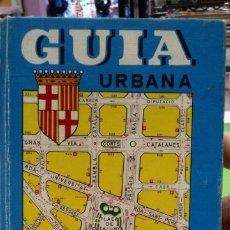 Libros de segunda mano: BARCELONA GUIA URBANA 1988. Lote 174172608