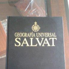 Libros de segunda mano: ATLAS DE GEOGRAFIA UNIVERSAL DE SALVAT. Lote 174282518