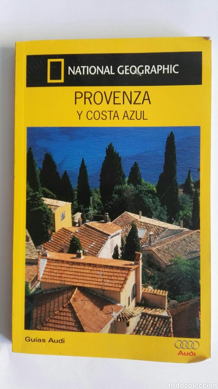 PROVENZA Y COSTA AZUL GUIA NATIONAL GEOGRAPHIC (Libros de Segunda Mano - Geografía y Viajes)