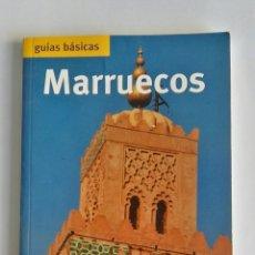 Libros de segunda mano: MARRUECOS GUIAS BÁSICAS. Lote 174475394