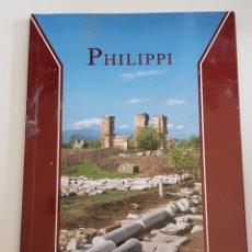 Libros de segunda mano: PHILIPPI - MINISTERIO CULTURA GRIEGO - TDK79. Lote 174686997